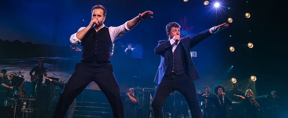 Michael Ball and Alfie Boe: Back Together