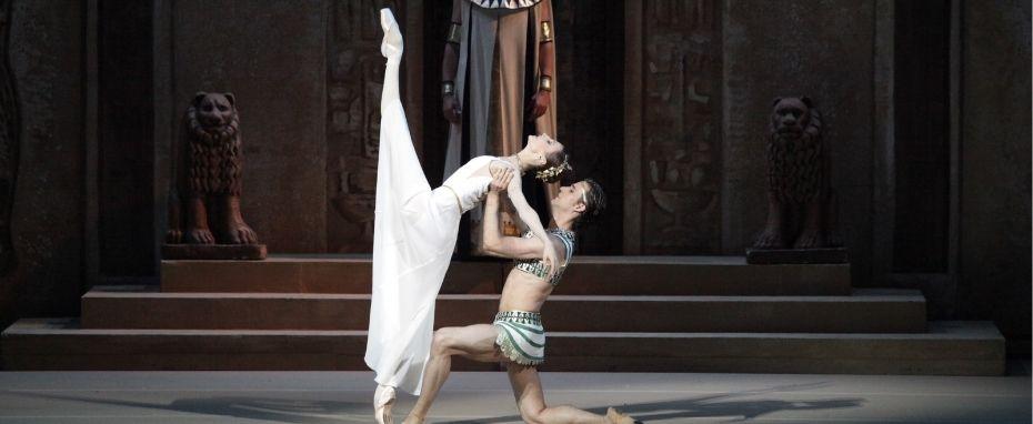 Bolshoi:  The Pharaoh's Daughter (LIVE)