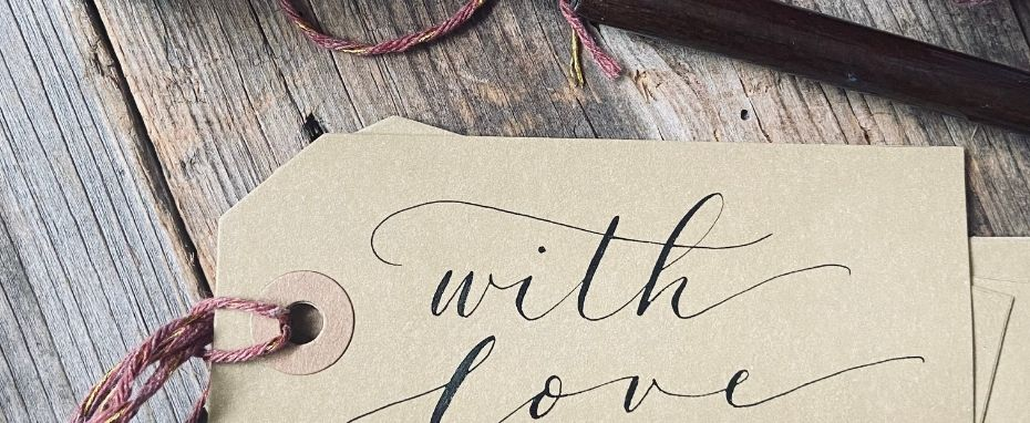 Introduction to Modern Calligraphy with Jill Liley