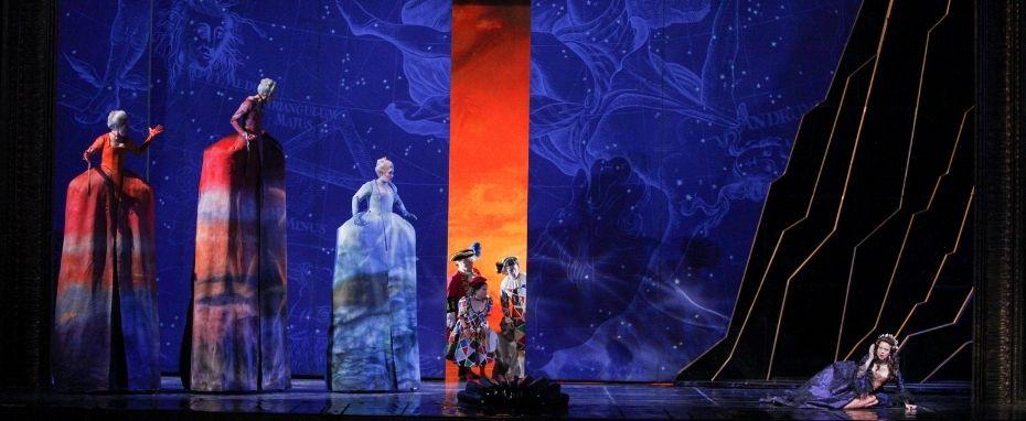 Ariadne auf Naxos   Met Opera LIVE