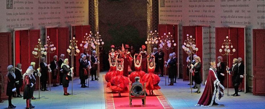 Cinderella | Met Opera LIVE
