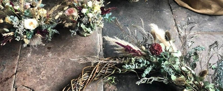 Festive Wreaths with The Floralistas