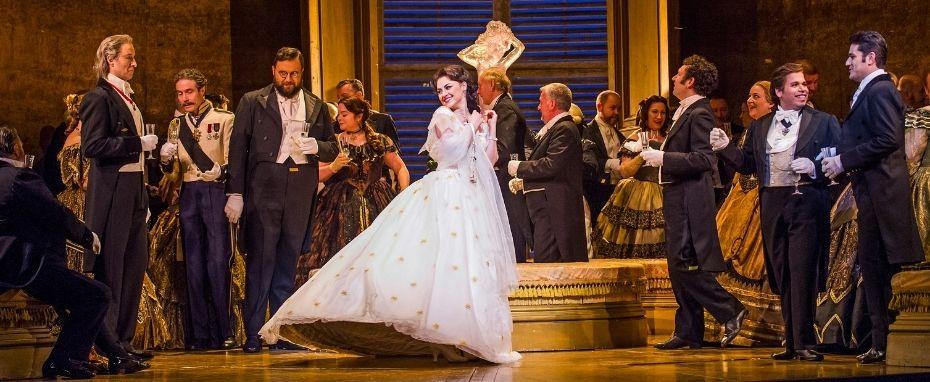 La Traviata Encore   The Royal Opera