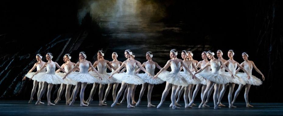 Swan Lake LIVE   The Royal Ballet