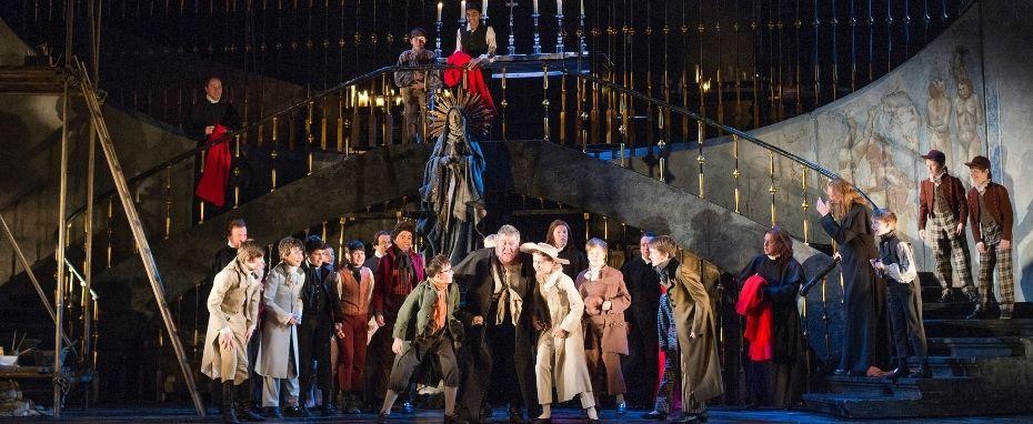 Tosca LIVE | Royal Opera