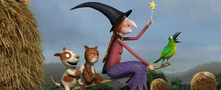 Room on the Broom and The Highway Rat | Double Bill